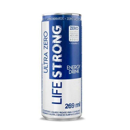 Life Strong Energy Drink 269ml Tradicional