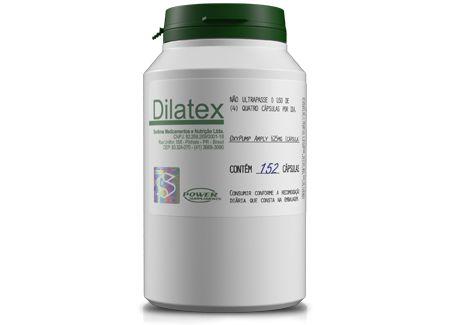 Dilatex Extra Pump 152 Caps