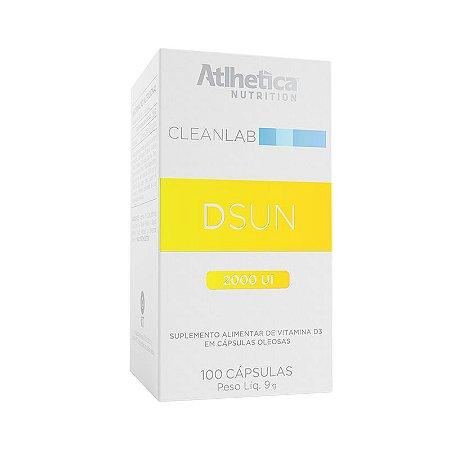 Dsun Vitamina D3 100 Caps