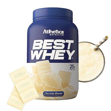 Best Whey 900g Pt Chocolate Branco