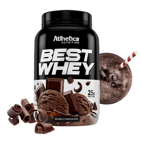 Best Whey 900g Pt Double Chocolate