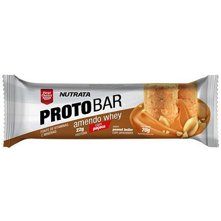 Proto Bar 70g Amendoim Whey