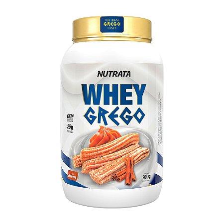 Whey Grego 900g Churros Nutrata