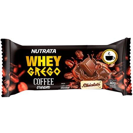 Whey Grego Bar 40g Coffee Chocolate