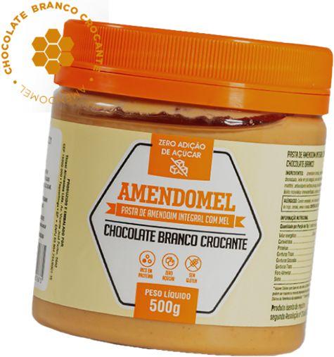 Pasta De Amendoim 500g Choc/bran Crocante