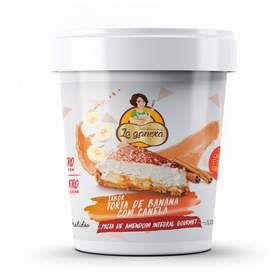 Pasta De Amendoim 450g Banana Com Canela