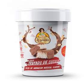 Pasta De Amendoim 450g Trufado De Coco