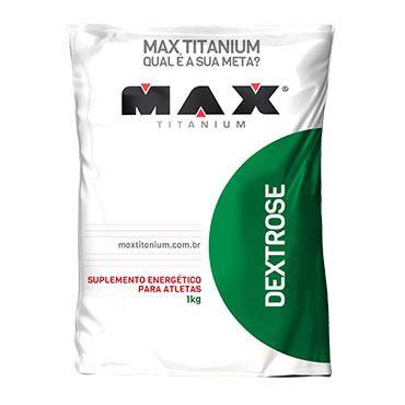 Dextrose 1kg Natural Max Titanium