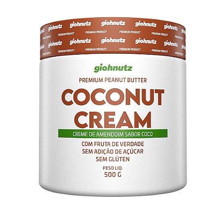 Pasta De Amendoim 500g Coconut