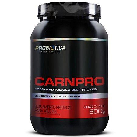 Carnpro Pt 900g Chocolate Probiótica