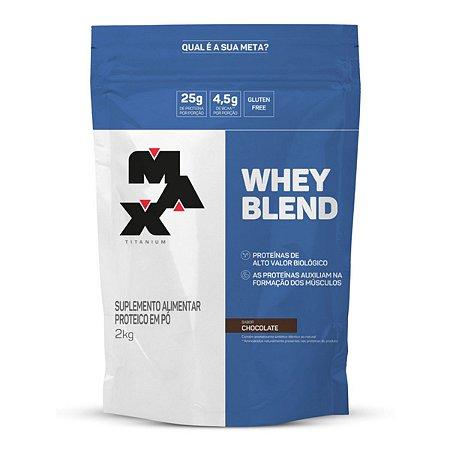 Whey Blend 2kg Chocolate