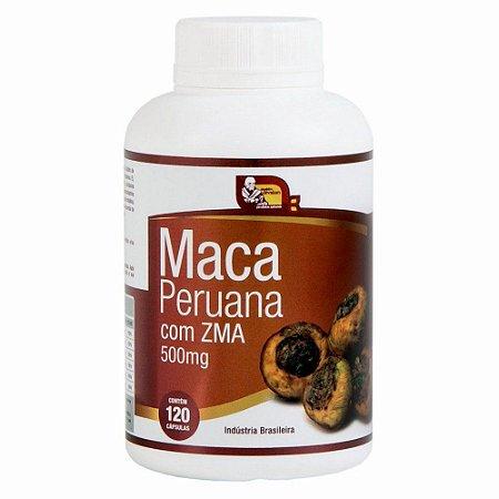 Maca Peruana Com Zma 120 Caps
