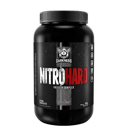 Nitro Hard 907g Chocolate Darkness