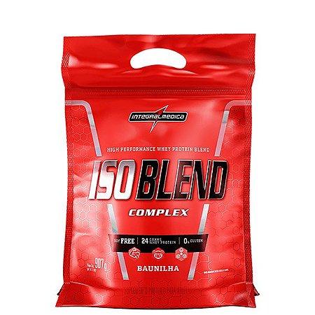 Iso Blend Complex 907g Baunilha Inetralmedica
