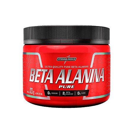 Beta Alanina 123g Integralmedica