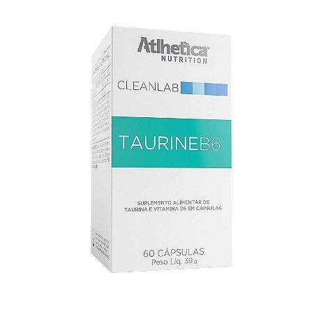 Taurine B6 60 Caps