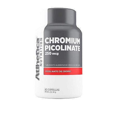 Chromium Picolinate 60 Caps Atlhetica