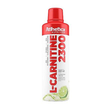 L-carnitine 2300 Limao 480ml Atlhetica