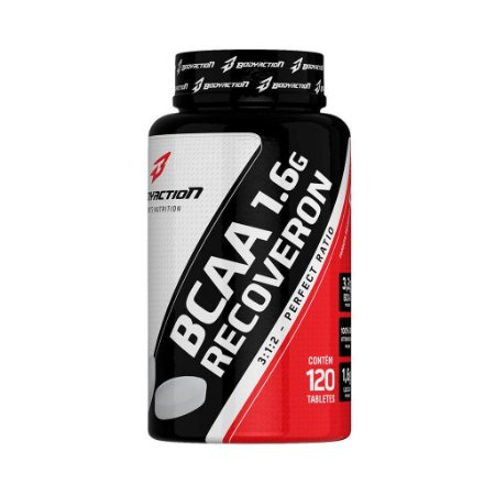 Bcaa 1.6g 120 Tabs Body Action