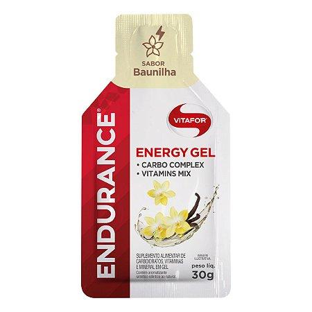 End Energy Gel 30g Baunilha