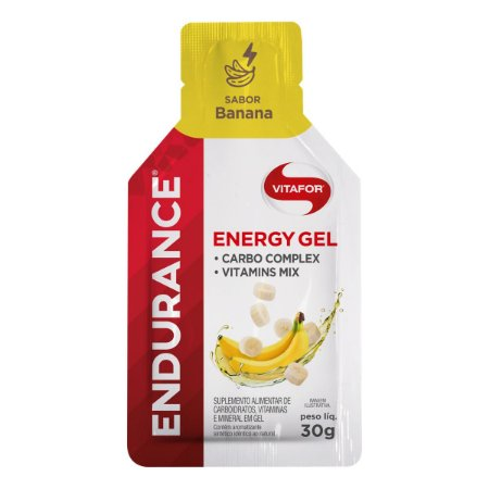 End Energy Gel 30g Banana