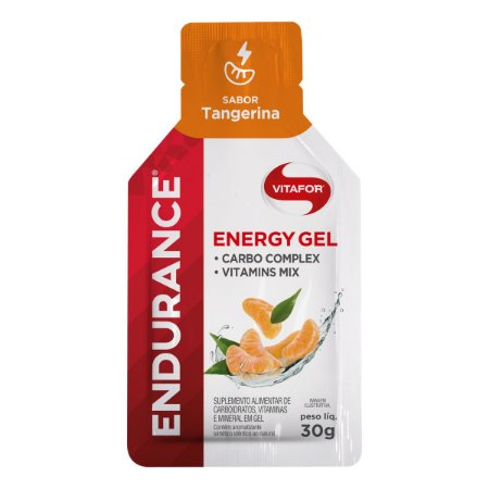 End Energy Gel 30g Tangerina