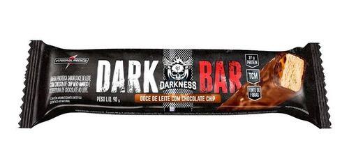 Dark Bar 90g Doce De Leite Com Chocolate