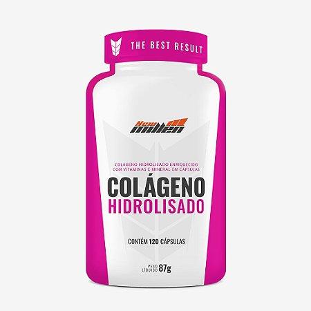 Colageno Hidrolizado 120 Caps New Millen