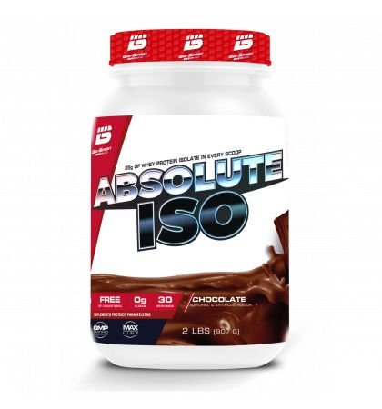 Absolute Iso Whey 900g Chocolate