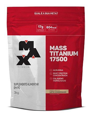 Mass Titanium 3kg Leite Condensado