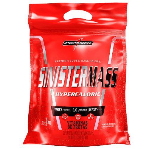 Sinister Mass 3kg Vitamina De Frutas