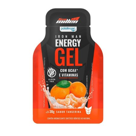 Iron Energy Gel 30g Tangerina