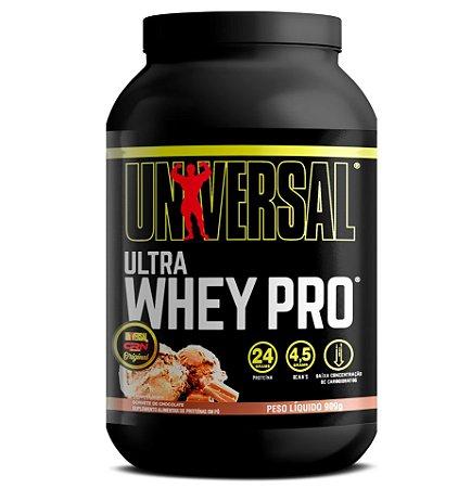 Ultra Whey Pro Universal 909g Soevete De Chocolate