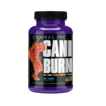 Caniburn 60 Tabletes Canibal Inc