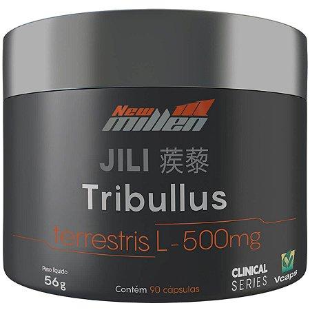 Tribulus Terrestris 500mg 90 Cápsulas New Millen