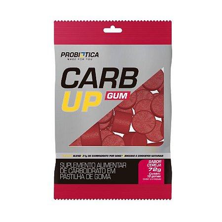 Carb Up Gum 72g Cereja Probiótica