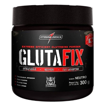 f68612952 GLUTA FIX DARKNESS ( 300g ) - INTEGRALMEDICA - misteer mundo nutrition
