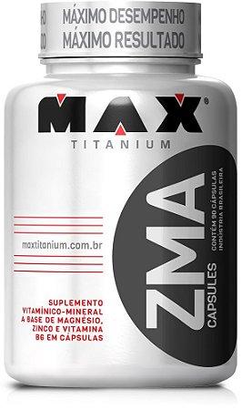 ZMA - 90cáps - Max Titanium
