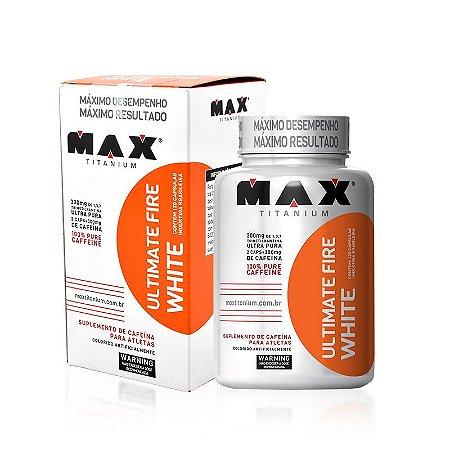 Ultemate fire white - 60 Cápsulas - Max Titanium