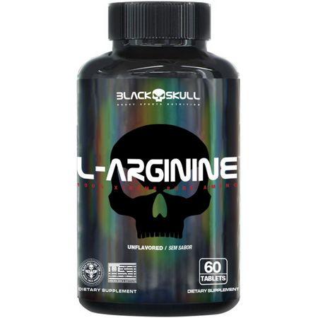 L-ARGININE 60 TABS BLACK SKULL