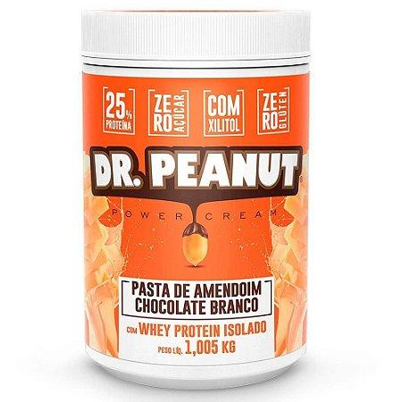 PASTA DE AMENDOIM 1,005KG DR. PEANUT