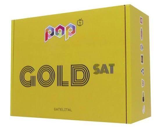 RECEPTOR POP GOLD SAT