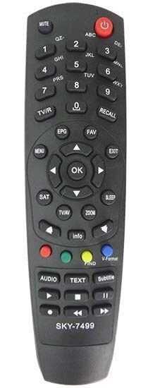 CONTROLE AZAMERICA S922 MINI /TOCOM BOX  SKY-7499