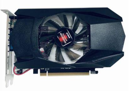 VGA AMD DDR5  Hd7670 1gb 128bit placa de vídeo placas gráficas de jogos independente
