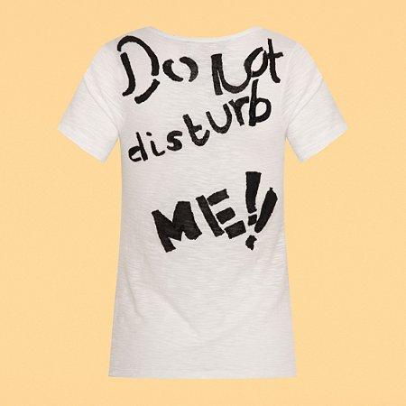T-shirt Do Not