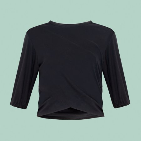 T-shirt Punho