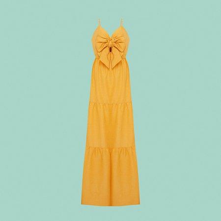 Vestido Platina