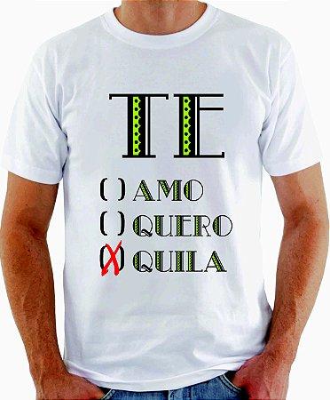 2a0abf7b6b5d9 Camiseta personalizada masculina Tequila - Zafama Personalizados