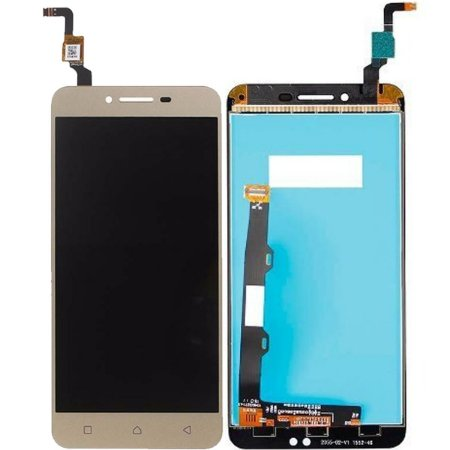 Tela Touch Display LCD Modulo Frontal Sem Aro Lenovo Vibe K5 Plus A6020A46 Dourado