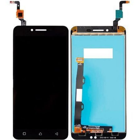 Tela Touch Display LCD Modulo Frontal Sem Aro Lenovo Vibe K5 Plus A6020A46 Preto